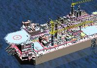 Offshore Equipment Layout