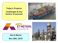 A few keys to master the execution of today's EPC Project